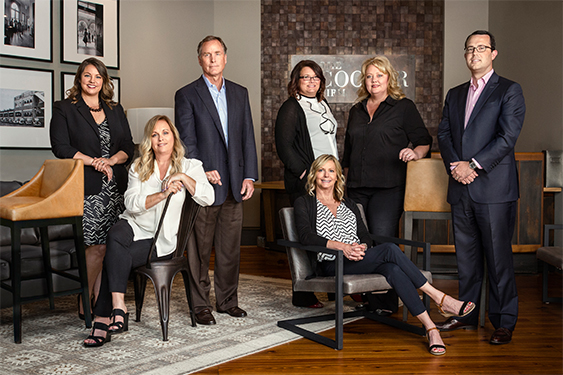 The Cooper Firm Team