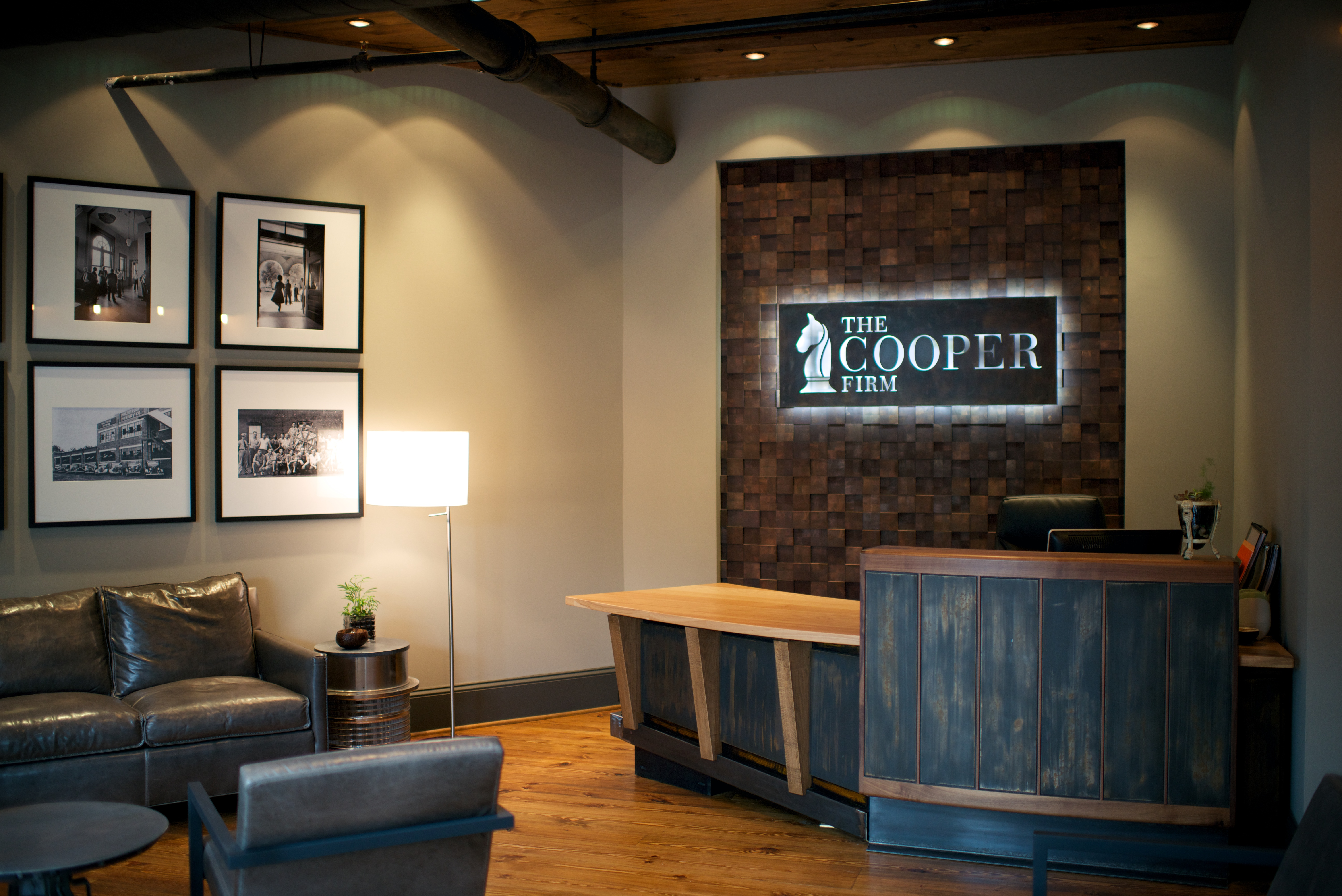 The Cooper Firm S New Office The Cooper Firm The