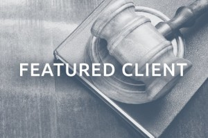 FEATURED CLIENT - The Cooper Firm