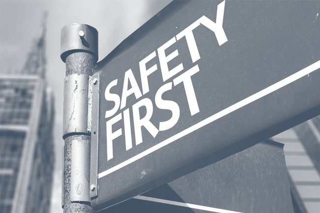 Safety First - The Cooper Firm