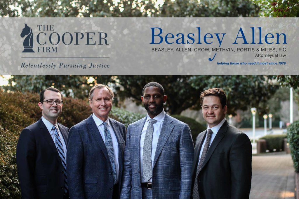 The Cooper Firm - Beasley Allen