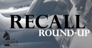 Recall Round Up