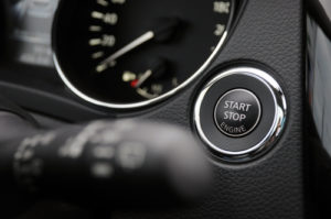 engine start safety feature