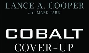 Cobalt Cover-Up by Lance Cooper